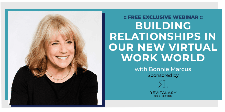 Strategic Networking: Building Relationships in Our New Virtual Work World – With Bonnie Marcus