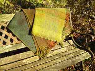 Saddle blanket trio half