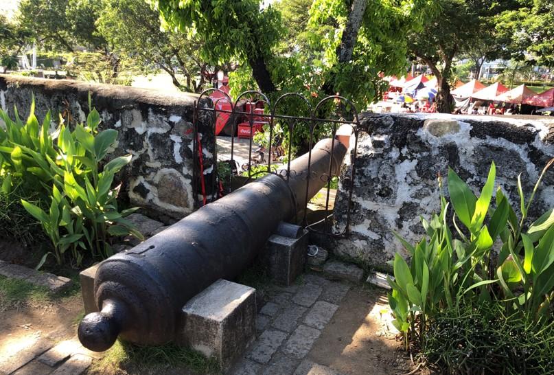 セブ サンペドロ要塞