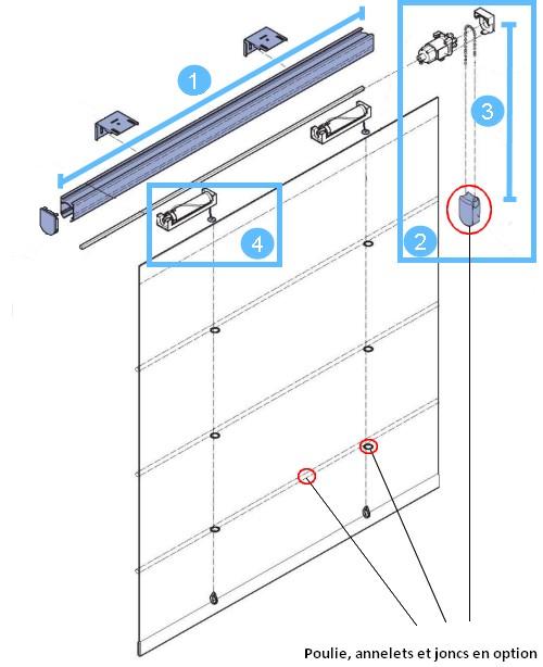 mecanisme de store bateau sur mesure qualite professionnelle