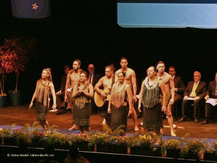 Maori Ceremony