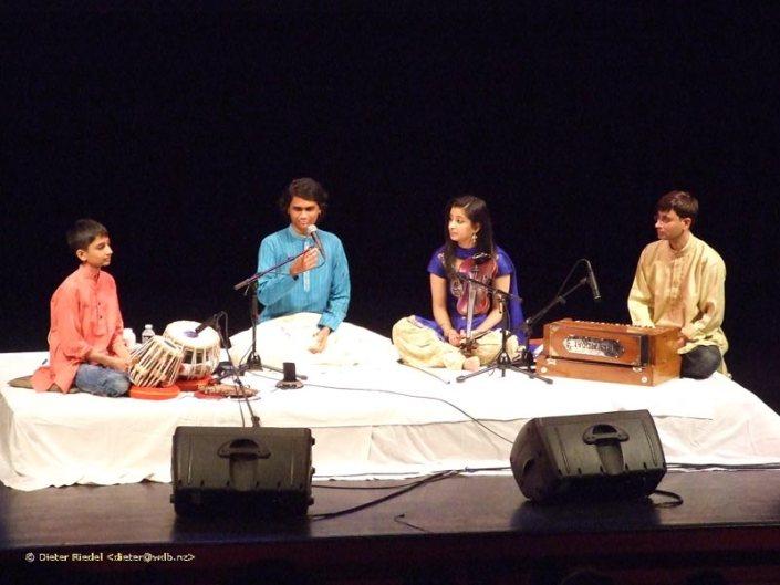Indian Classical music concert with Deepak Madhur