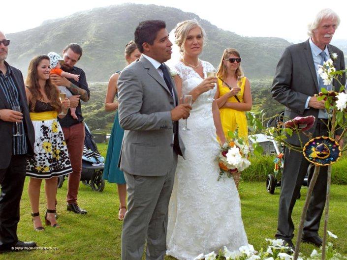 Marriage on Bethels Beach