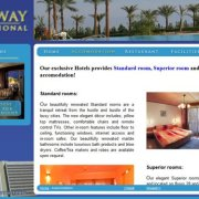 Goldway International Accommodation page;