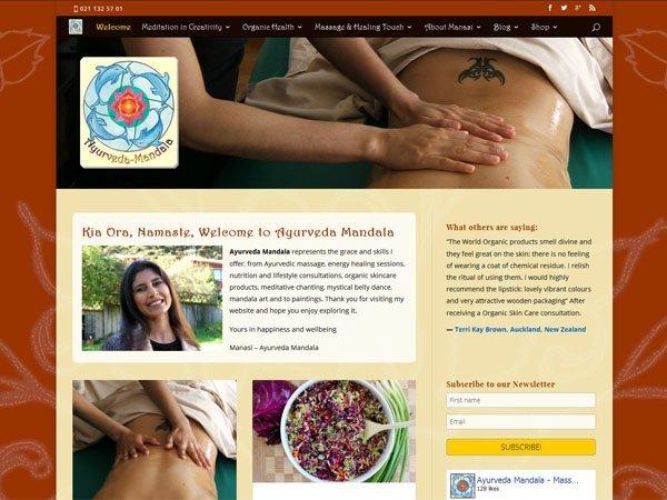 Ayurveda-Mandala Home page v4