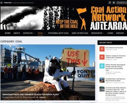 CoalAction.org 03