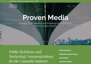 Proven Media Services Web Site