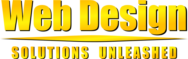 Web Design Solutions Unleashed Logo