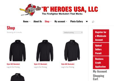 R Heroes USA