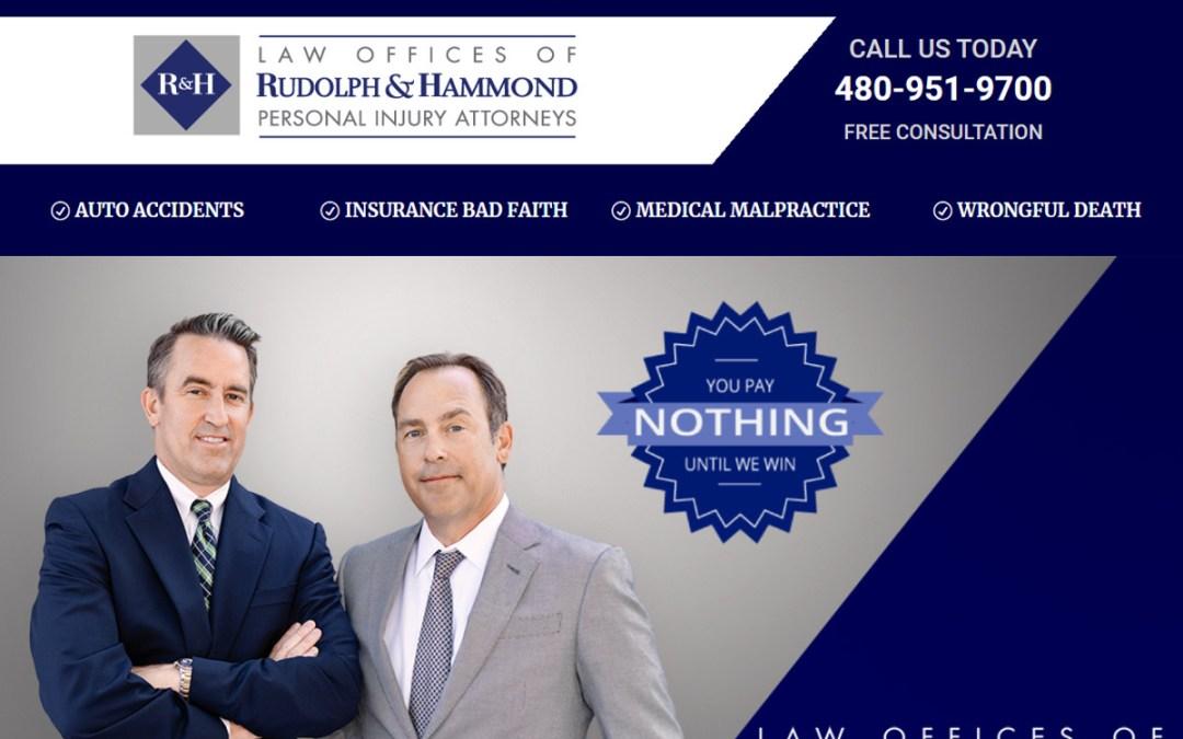 Rudolph & Hammond Web Site