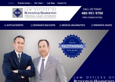 Rudolph & Hammond Personal Injury Lawyers