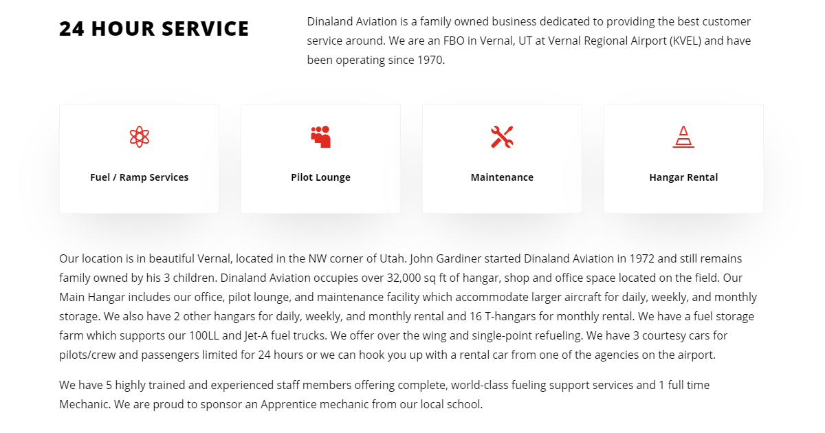 Dinaland Aviation Services