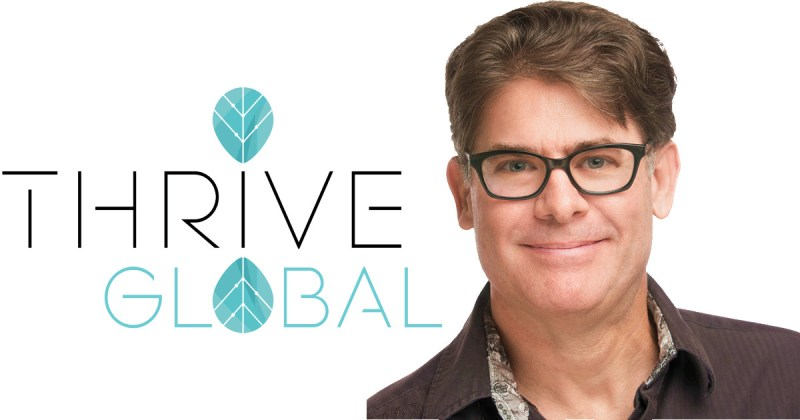 Thrive Global Foster Coburn Interview