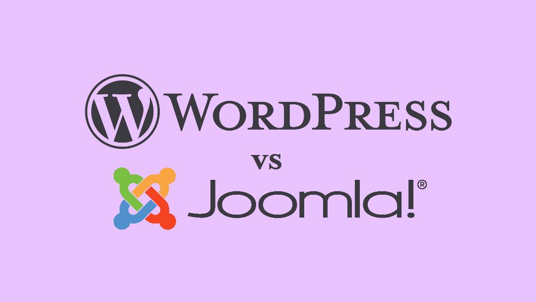 WordPress vs Joomla: a Comparison and Key Differences
