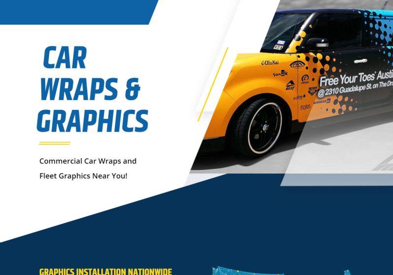 Car Wrap Graphics
