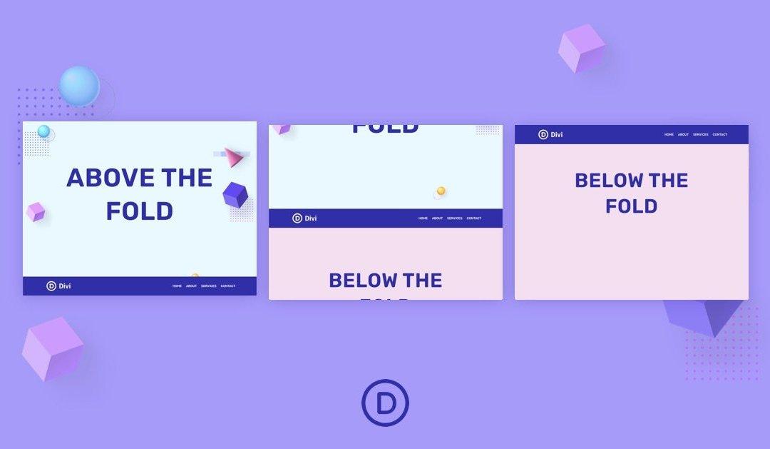 How to Create a Sticky Navigation Bar from Bottom to Top in Divi