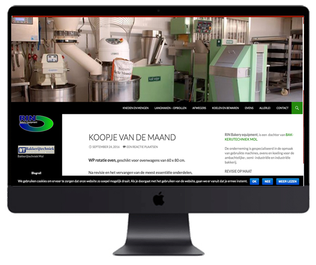 rin Webdesigner Antwerpen