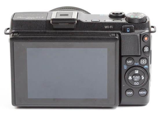 Canon PowerShot G1 X Mark II Body Gehäuse