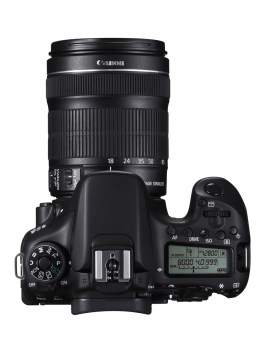 EOS 70D TOP w EF-S 18-135mm IS STM
