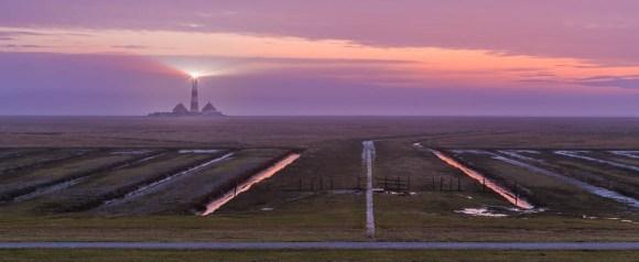 Lighthouse Westerhever II