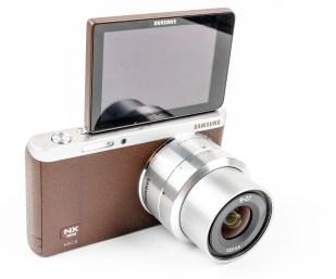 Samsung NX Mini Gehaeuse Body Kamera