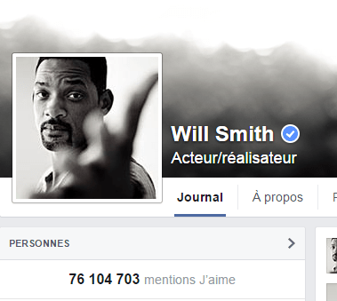 j'aime des top pages N°19 WILL SMITH