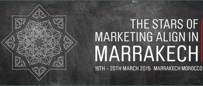 Le / The Global Marketer Week Pour la première fois au Maroc et en Afrique ou la semaine mondiale du marketeur