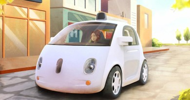 Voiture Google sans conducteur, exclusivement cet été sur les voies publiques !