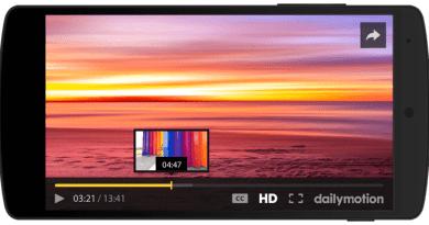 vidéos dailymotion | Un nouveau lecteur vidéo plus sophistiqué | Dailymotion news