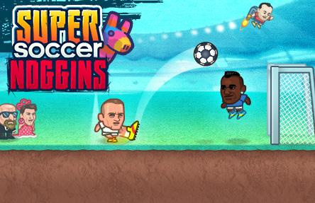 super soccer noggins Top jeu en ligne multijoueur gratuit - Les 10 Top free games Online sur MiniClip