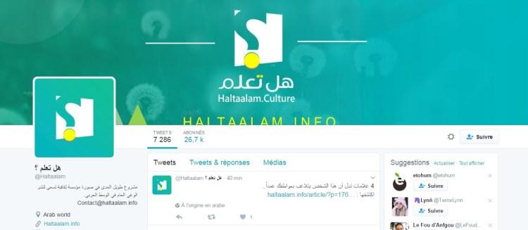 Twitter Haltaalam.info