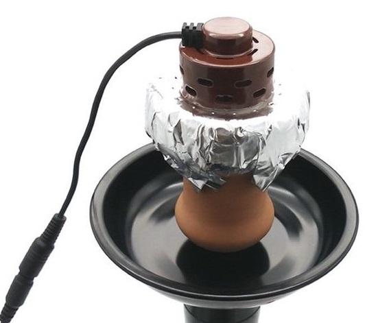 электрической уголь для кальяна