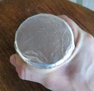 приготовление кальяна на фольге