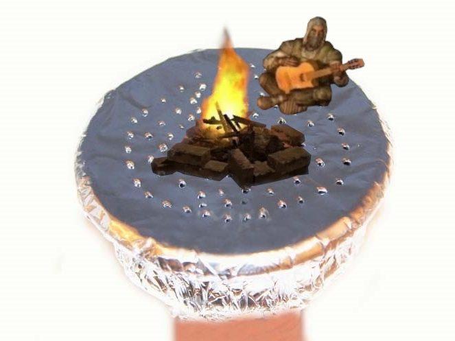 как разжечь кальян без угля