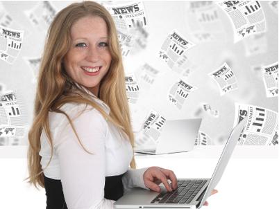 Die Web-Schreibfeder schreibt und veröffentlicht Ihre Pressemeldungen auf über 200 Presseportalen für Journalisten.