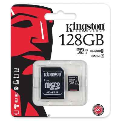 Kingston 128GB MicroSDXC