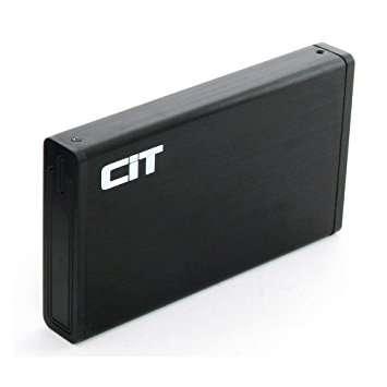 CiT 3.5 Inch USB 3.0 SATA HDD Enclosure U3PD