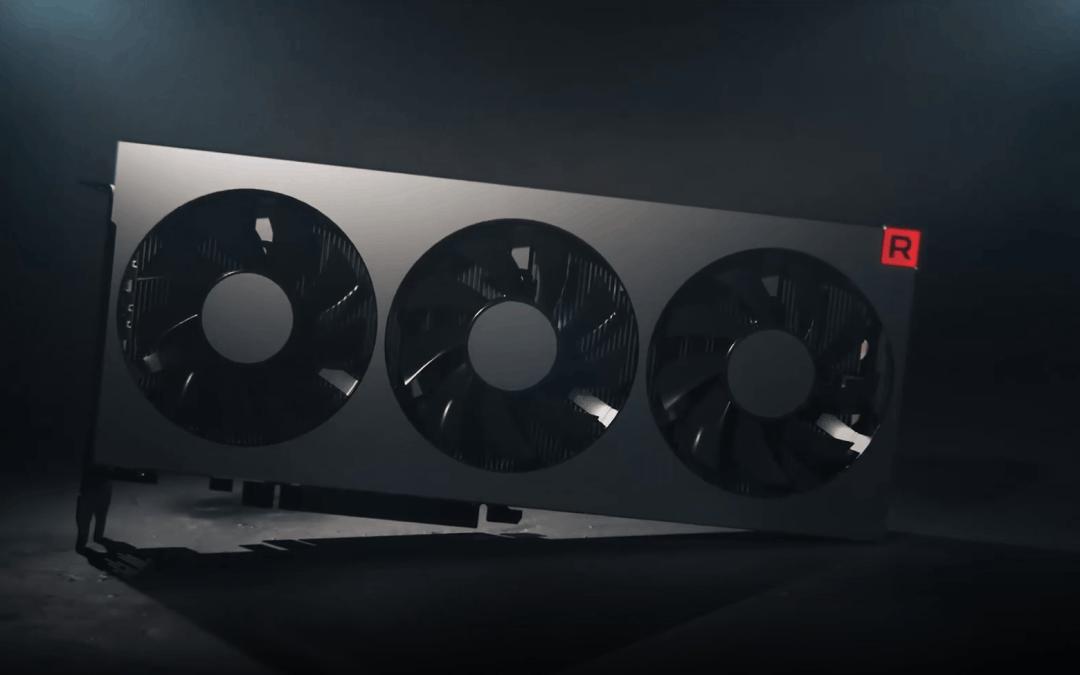 AMD Radeon Vega VII 16GB GPU Revealed!