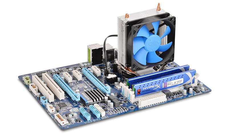 Everything you Need to Know about Air/Liquid/Self-Contained Cooling Systems