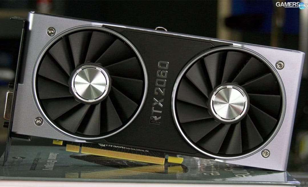 Nvidia's GeForce RTX 2060 – Faster and Cheaper than the GTX 1070