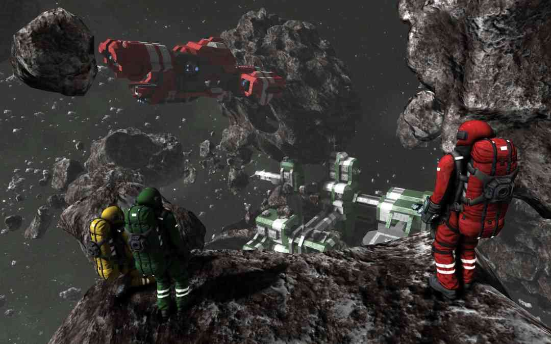 Web-Systems Review: Space Engineers