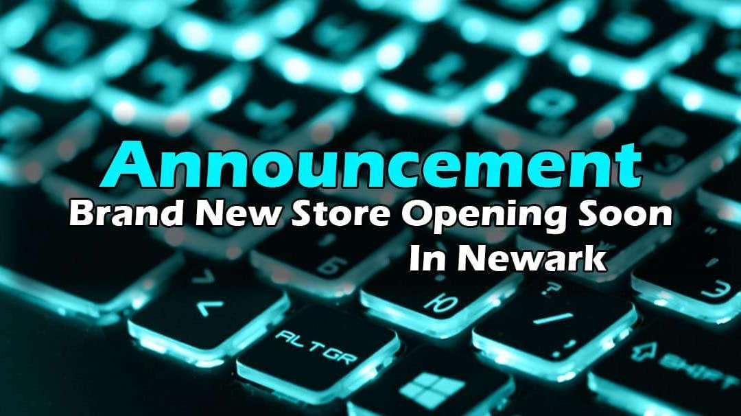 Announcement: New Store Coming Soon to Newark