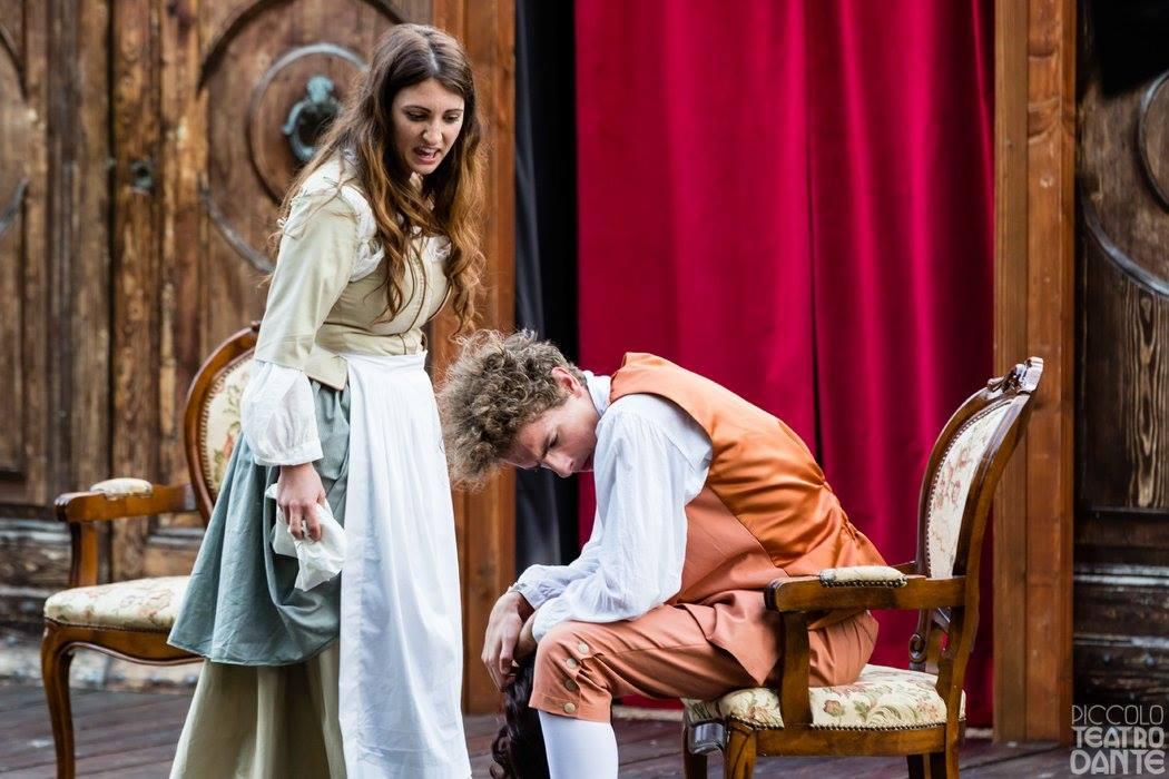 Casting: Il servitore di due padroni
