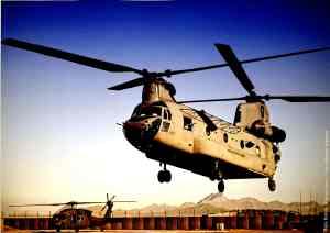 CH Afghanistan