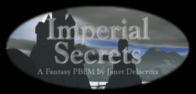 Imperial Secrets logo