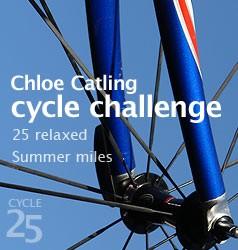 Chloe Catling Cycle Challenge