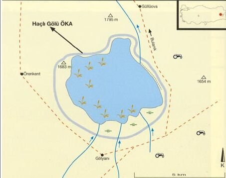 hacli lake birding area