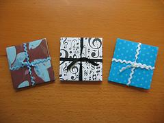 Mini Envelope/Card Sets for Color Swaps