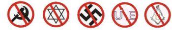 Przeciwko wszelkim totalitaryzmom i patologicznym i zbrodniczym ideologiom