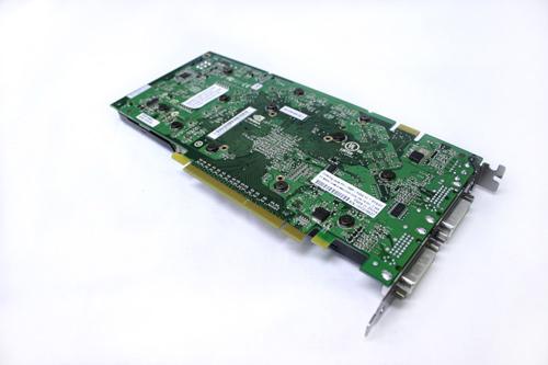 XFX 8800GT Alpha Dog XXX Back
